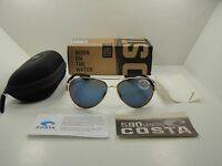 Costa Del Mar South Point Polarized Sunglasses So26 Obmp Gold/blue 580p Lens on sale