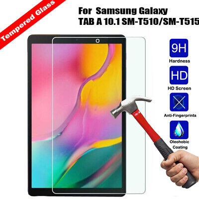 Tablet Film Tempered Glass For Samsung Galaxy Tab A 10.1 T510 T515 2019