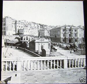 ROSCH Glass Magic lantern slide GENOA GENERAL VIEW C1900 ITALY RIVIERA - <span itemprop=availableAtOrFrom>Cornwall, United Kingdom</span> - Returns accepted Most purchases from business sellers are protected by the Consumer Contract Regulations 2013 which give you the right to cancel the purchase within 14 days after the day - Cornwall, United Kingdom