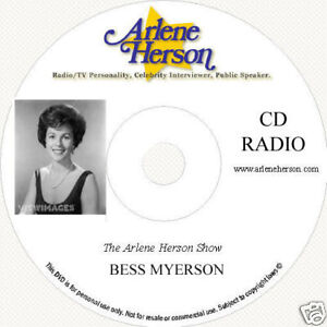 Bess-Myerson-Radio-Interview-4-segments-20-min-CD