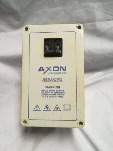 Double Pôle Shore Power Breaker 50 Amp Axon