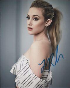 Lili-Reinhart-Riverdale-Autographed-Signed-8x10-Photo-COA-10