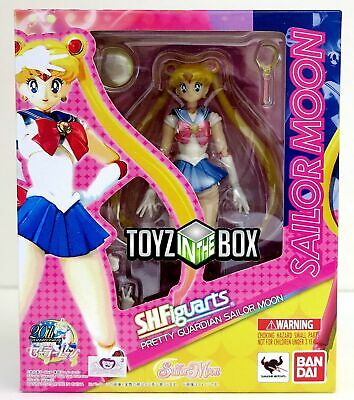 "In STOCK S.H Figuarts /""Sailor Venus/"" Reissu Moon 20th Anniversary Action Figure"