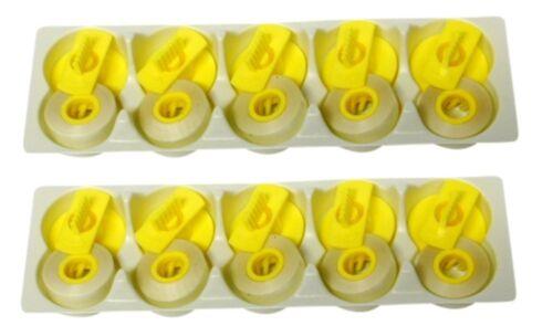 10x Korrekturband Gr 149 Sharp XQ315 XQ340 ZX400 ZX410 ZX500 ZX510 XQ3 Lift-off
