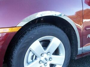 4PC-Stainless-Steel-Wheel-Well-Accent-Trim-WQ46630-LINCOLN-MKZ-ZEPHYR-2006-2012