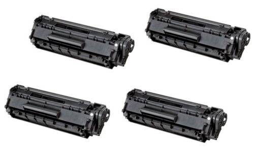 NON-OEM 4 PK CARTRIDGE FOR CANON 104 FAXPHONE L100 L120 L90