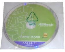 original ASRock Mainboard Treiber CD DVD 890FX Deluxe4 *8 Windows 7 XP Vista Win