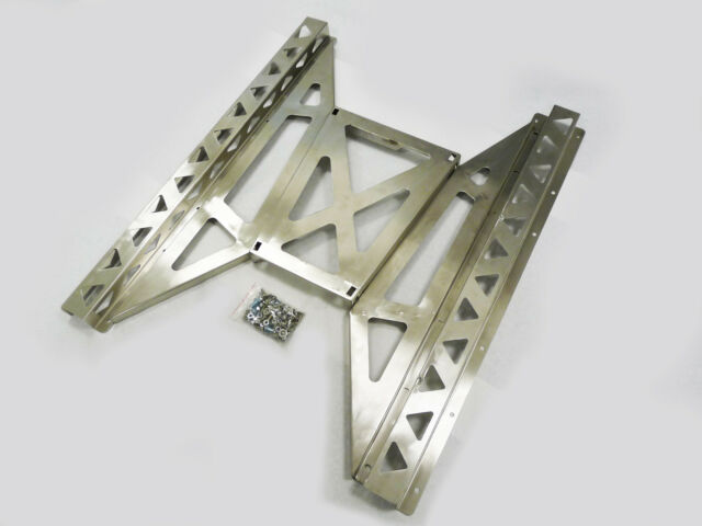 OBX Racing 90 - 02 MAZDA Miata Mx5 Frame Rail Floor Butterfly Brace ...