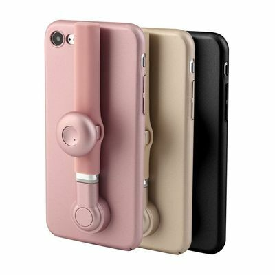 Lot Luxury Phone Selfie Stick Phone Case Cover For IPhone 7 For IPhone 7plus GT@