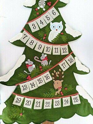 Woodland Christmas Tree Advent Calendar