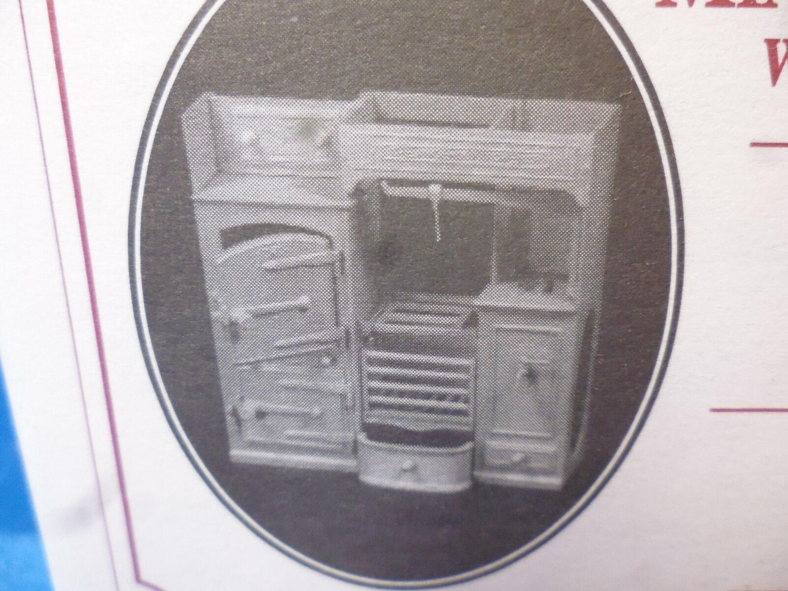 1 12 Scala Casa delle Bambole Accessori LA FENICE Kitchener DH092 KIT