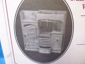1/12 Échelle Maison De Poupées Accessoires Le Phoenix Kitchener Kit Dh092-afficher Le Titre D'origine Excellente Qualité
