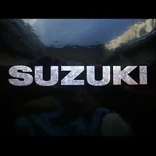 2x Aufkleber Sticker Suzuki vintage #0584