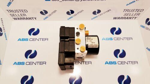 FIAT Doblo la pompe ABS 51822702 10.0207-0140.4 écus 10.0970-1605.3
