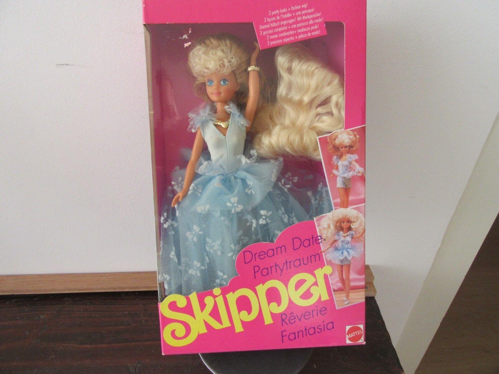 Barbie  Skipper Fantasia    1075 mattel  outlet online economico