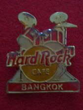 HRC Hard Rock Cafe Bangkok Drum Set Ruby Sand Back