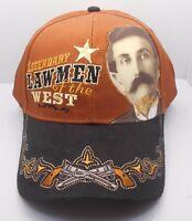 Pat Garrett Lawman Of The West Ball Cap Hat