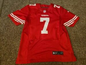more photos 1fbcf 59f64 Nike San Francisco 49ers Colin Kaepernick NFL Jersey on Field Elite 44