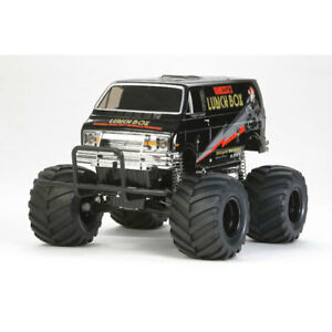 TAMIYA-RC-58546-lunch-box-black-edition-1-12-Kit-de-montage