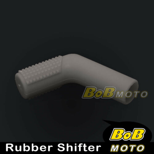 For KTM 450 505 SX-F XC-F EXC-F Grey Rubber Shifter Sock Protector