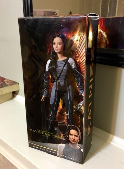 Barbie Collector The Hunger Games: Catching Fire Katniss Everdeen doll (New)