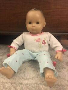 American Girl Bitty Baby Doll With Clothes Ebay