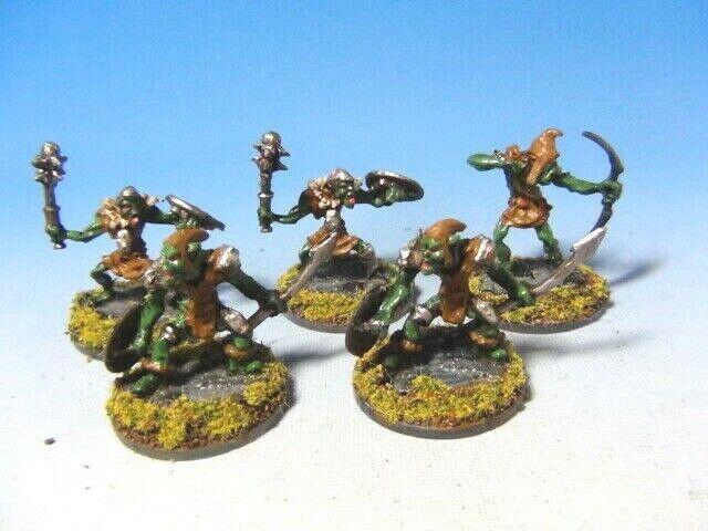 Bones Miniature Reaper Miniatures 77445 Goblin Skirmishers