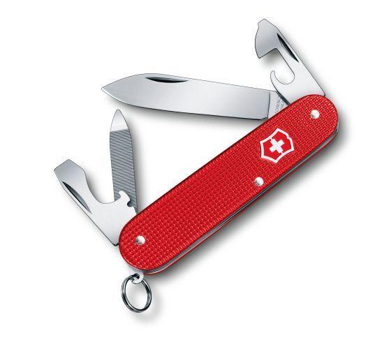 VICTORINOX Swiss Army Knife Victorinox Cadet Alox LE 2018 Berry 0.2601.L18 35287