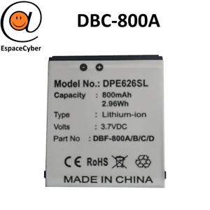 Batterie-pour-Doro-410-520-606-607-608-609-610-611-612-613-621-622-623-624-625