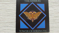 The Mission - Tower of Strength (Rare) 1988 CD Single