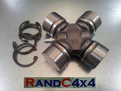 Tvc100010 x2 Range Rover Classic heavy duty GKN prop shaft uj joint universel