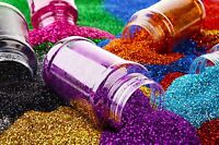 1 Oz Cosmetic Grade Glitter By Liquid Gold Soap Candle Cosmetic Nail&body Art