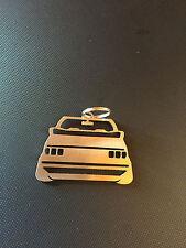 VW Golf 1 Cabrio, G60 Gti Vr6 Edelstahl Schlüsselanhänger