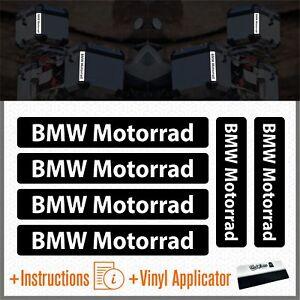 6x-BMW-Motorrad-Black-REFLECTIVE-ADESIVI-PEGATINA-R1200-1150-F800-F650-F700-GS-A