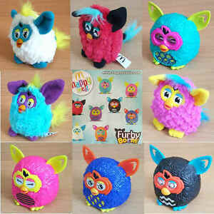 McDonalds-Happy-Meal-Toy-2013-Furby-Boom-Plush-Plastic-Toys-Various-Characters