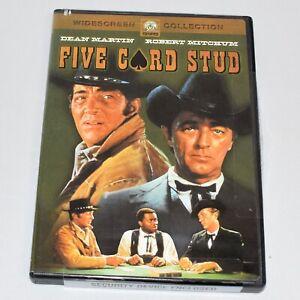 Five-Card-Stud-1968-Western-Drama-Dean-Martin-Robert-Mitchum-Widescreen-DVD