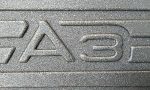 NEW GENUINE AUDI A3 8V 3DR ACCESSORY FOAM BOOT LOAD LINER MAT