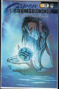 Michael-Turner-ASPEN-Sketchbook-Regular-Edition-US-COMIC-MINT-NEU-Fathom