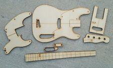 51 P Bass Bass Guitar Template