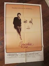 Somewhere In Time     - Original 1980 1sheet Movie Poster   - Seymour - Reeve