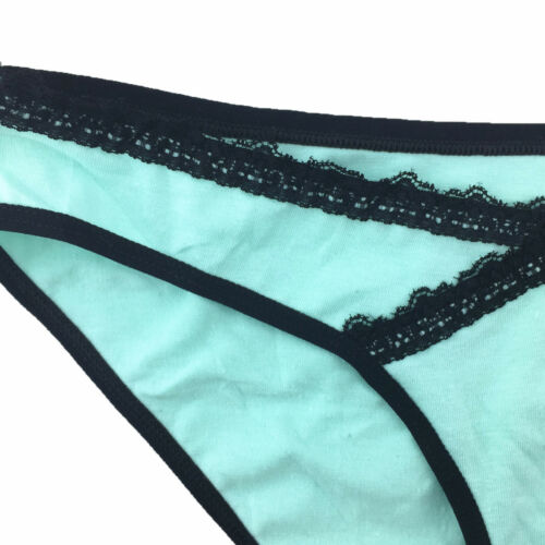 3 6 12 Pcs Lot Women/'s Cute Lace Cotton Briefs Panties Fashion Everday Underwear
