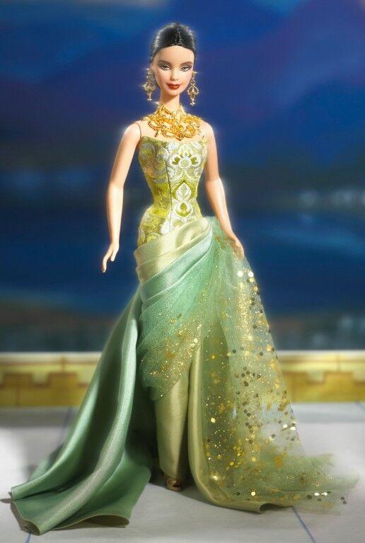 Belleza exótica edición de coleccionistas muñecas Barbie Coleccionable