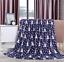 Ultra-Cozy-amp-Soft-Christmas-Holiday-Navy-Polar-Bears-Plush-Warm-Throw-Blanket thumbnail 1