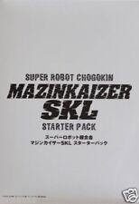 New Bandai SUPER ROBOT Chogokin MazinKaiser SKL Starter Pack