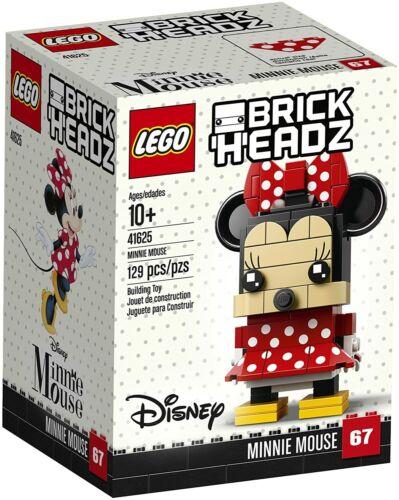 Lego Brick Headz 41625 Minnie Mouse 67 Disney Brickheadz