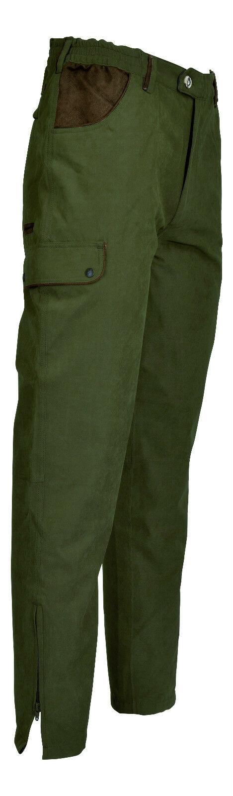 Percussion Mens Rambouillet trousers, Hunting, Shooting, Waterproof