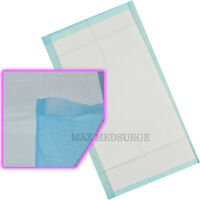 300 Abri Cell Disposable Incontinence Bed Pads 60 X 60cm Silver Std Sheet