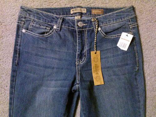 pour X West Nine L29 2 femmes Vintage W32 1 Bootcut bleu Nwt Jeans HqYR1wYA