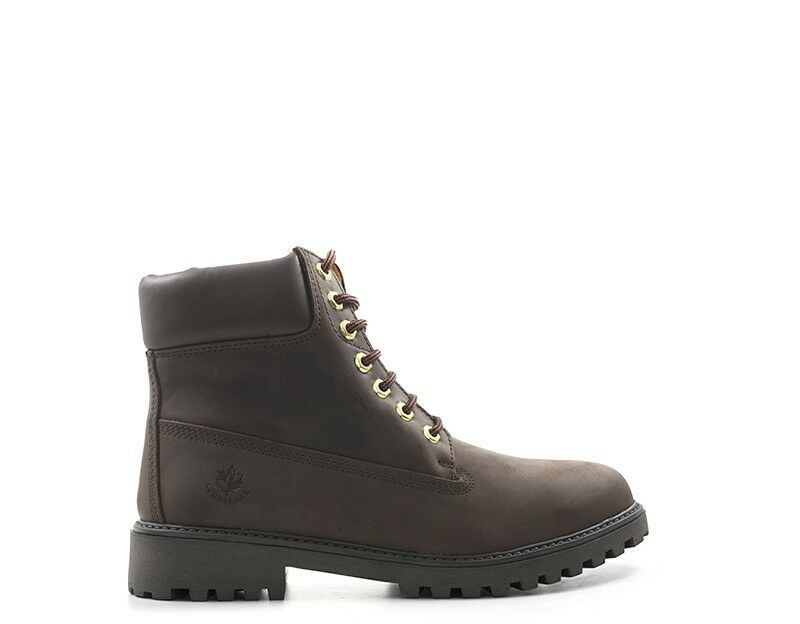 Schuhe LUMBERJACK Mann MARRONE Naturleder SM00101-14-H01-CE002