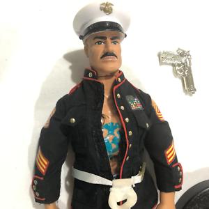Hasbro 1992 GI Joe Hall Of Fame Marine Dress Gung Ho 12 Inch Action Figure Toy